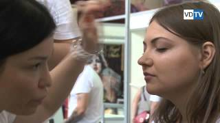В Волгограде на Фестиваль «Красота на Волге» приехали лучшие стилисты России