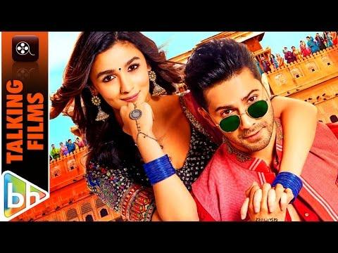 Alia Bhatt & I Got A LOT OF LOVE As A Pair | Varun Dhawan | Badrinath Ki Dulhania
