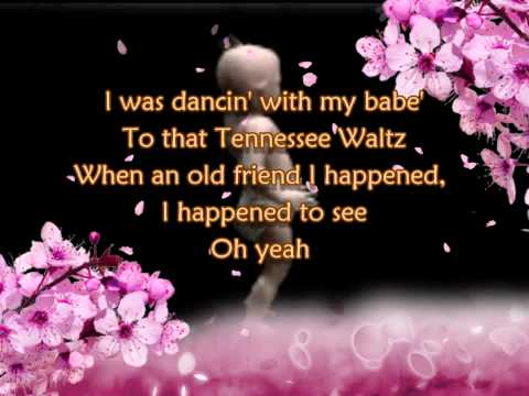 Sam Cooke - Tennessee Waltz (with Lyrics)