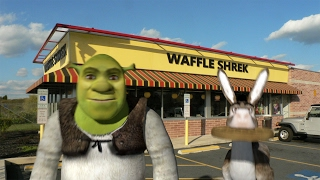 Shrek ' s Day Out