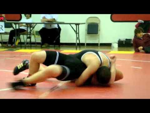 Ziad El Sharkawy- Cairo American College Varsity Wrestling Recruitment Video