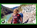 Family Backpack Trip Down the Rogue River