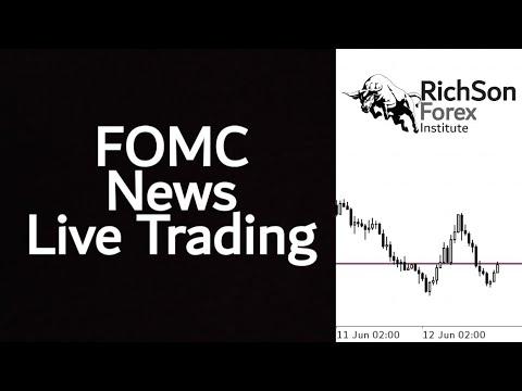 How to trade FOMC news