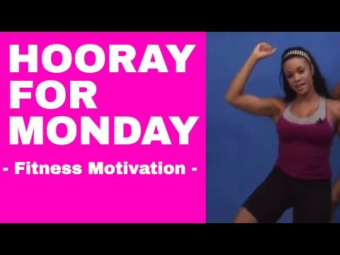 HOORAY FOR MONDAY - Fitness Motivation 2017 (Women) - #NoSleepTillSuccess from YouTube · Duration:  7 minutes 16 seconds