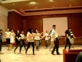 AIESEC LC CU roll call at Spark Conference Thailand 2010