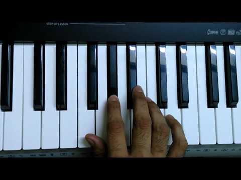 Phoolosa Chehra Tera on Keyboard/ Piano Instrumental
