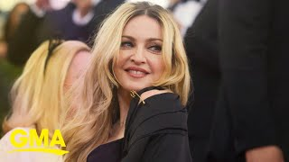 Madonna slams New York Times Magazine for cover story about her | GMA