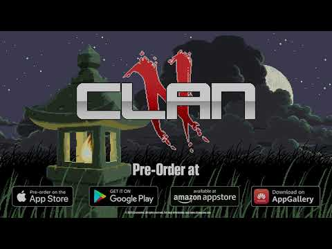 Clan N by Creamative (Pre-Order Trailer) - iOS and Android