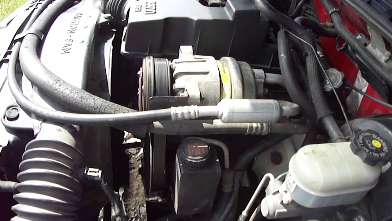 1999 Chevy S10 2 2 Liter Engine Running
