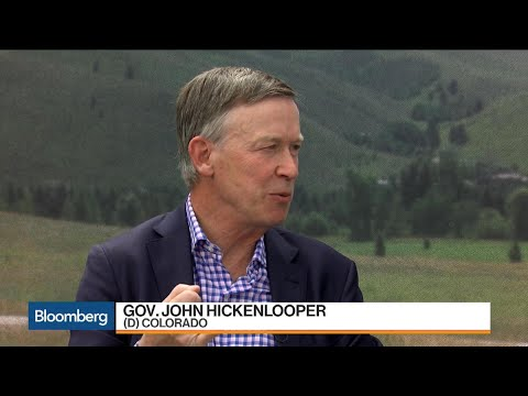 Gov. Hickenlooper on Colorado's Improved Business Climate
