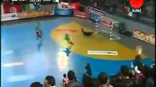 من اروع سيناريوهات كرة اليد العالمية - الجزائر مصر - نصف نهائي كاس افريقيا بالمغرب - ٱخر دقيقة