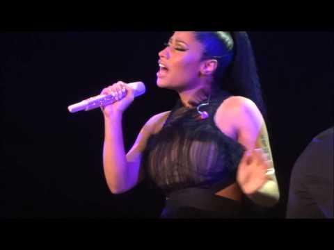 Nicki Minaj - Grand Piano (Live), The PinkPrint Tour