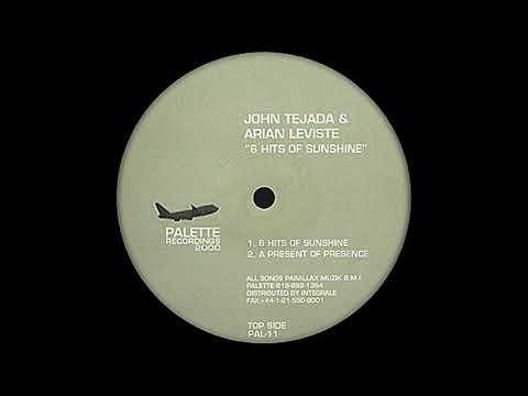 John Tejada & Arian Leviste - 6 Hits Of Sunshine