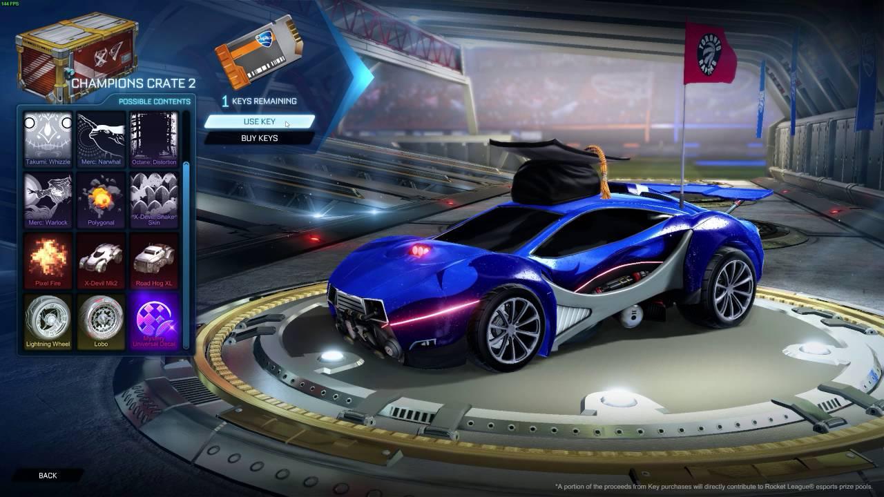 nieuwe stijlen Los Angeles innovatief ontwerp Rocket League Champions Crate 2 Unboxing