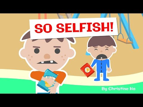 Stop Being Selfish, Roys Bedoys! - Read Aloud Children's Books