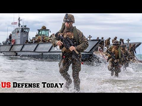 US Marine Corps Send Warning to China in South China Sea