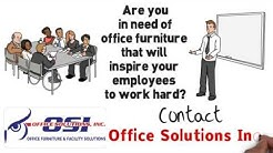 Commercial Office Furniture Hickory NC - (704) 583-2144