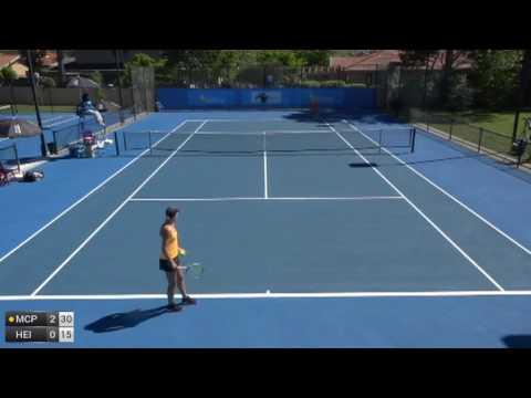 Mcphee Kaylah v Heisen Vivian - 2016 ITF Canberra