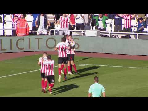Sunderland Accrington Goals And Highlights