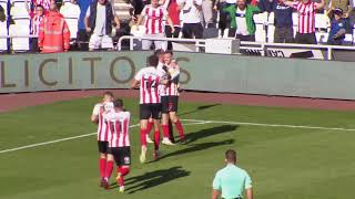 Сандерленд  2-1  Аккрингтон Стэнли видео