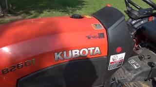 Kubota Tractor Won't Start .... Safety Switch Trouble Shooting