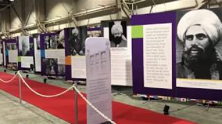 Exhibition Jalsa USA 2018