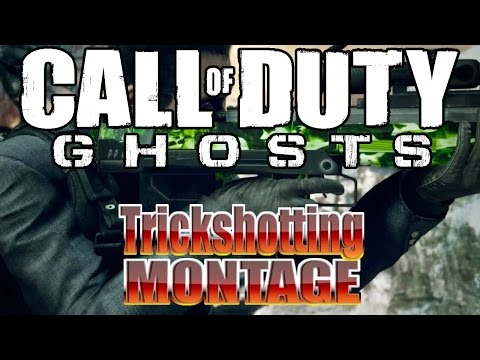 "CoD Ghosts: Trickshoting Montage ""Lot to Learn""(Private match)"