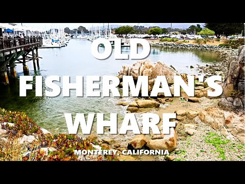 old-fisherman's-wharf---monterey,-california---walkthrough-|-jc's-fun-world