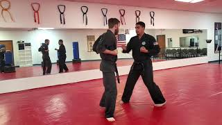 One Step Sparring - 1&2