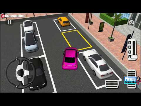 Car Parking Simulator Girls / Park Simulation Games / Android Gameplay Video