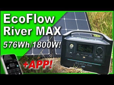 EcoFlow RIVER 600