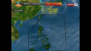 QRT: Weather update as of 5:59 p.m. (Feb. 15, 2019)