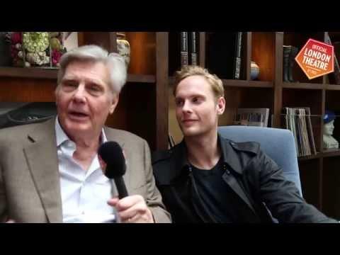Dear Lupin stars James & Jack Fox talk to  London Theatre
