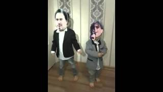 Обернитесь Новый клип:  Лепс  и Меладзе