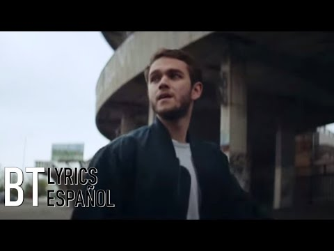 Zedd - Beautiful Now ft. Jon Bellion (Lyrics + Español) Video Official