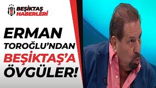 Erman Toroğlu, Sergen Yalçın Ve Beşiktaş'ı Öve Öve Bitiremedi! (Beşiktaş 1-0 Konyaspor ) 07.02.2021
