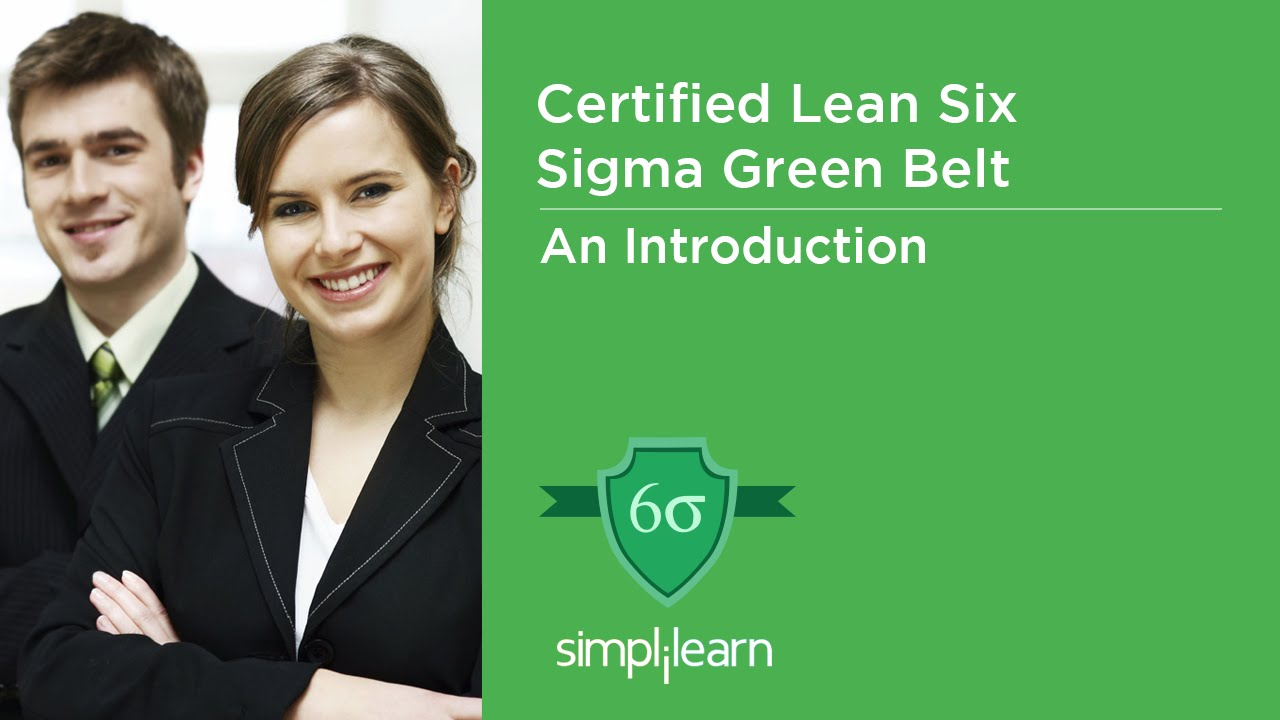 Lean Six Sigma Green Belt Online Training Demo Class By