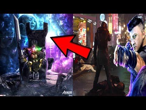 Avengers 4 EndGame PLOT LEAK CONFIRMED! SHOCKING REASON HAWKEYE BECOMES RONIN! Secret INVASION