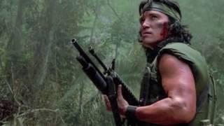 Predator (1987) - Movie mistakes 終極戰士穿幫鏡頭