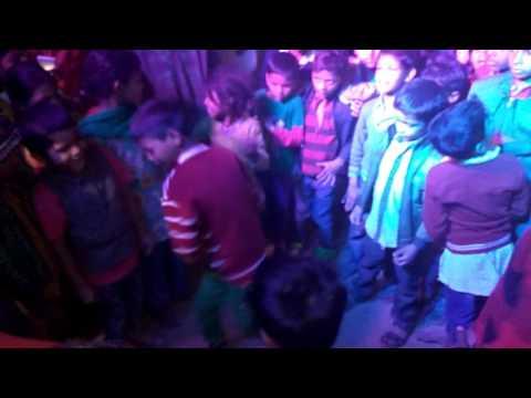 Talent in Dance performance by Slum child living in Delhi