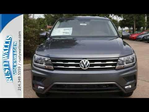 New 2018 Volkswagen Tiguan Dallas TX Garland, TX #V180031 - SOLD