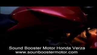 Sound Booster Motor Honda Verza