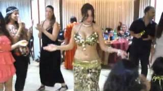 Raqsi arab Arabic Dance Plan B 2011 shazi raqs رقص جديد