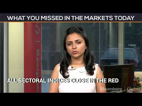 Market Wrap: Sensex, Nifty Snap 4-Day Winning Streak