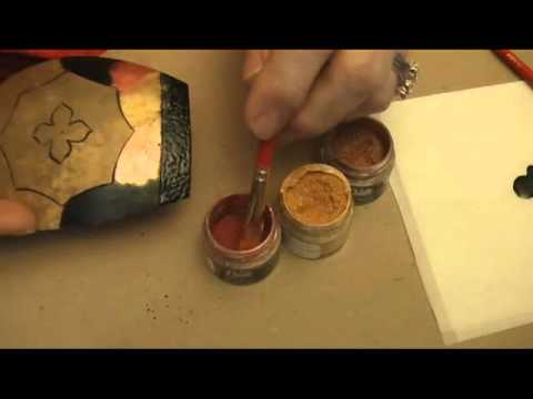 Embossing Powder Techniques
