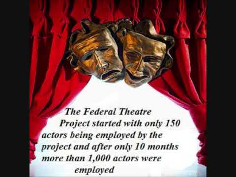 what is the federal theatre project A detailed account of the federal theatre project that includes images, quotations and the main facts of the project key stage 3 united states history gcse modern world history.