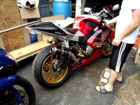 Honda Rc51 Sp2 With Jardine Titanium 2 1 And Moto Gp