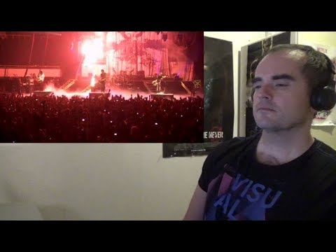 Avenged Sevenfold -  Critical Acclaim Live In The LBC Reaction