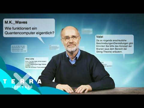 Harald kommentiert Kommentare#5: Hawking-Strahlung & Co | Harald Lesch