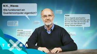 Harald kommentiert Kommentare: Hawking-Strahlung & Co | Harald Lesch
